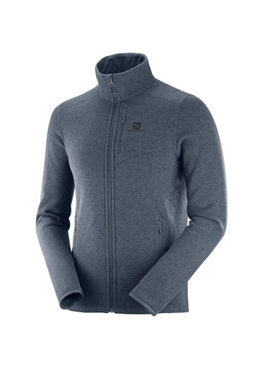 Salomon Sweatshirt Füme